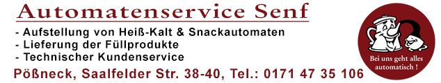 Automatenservice Senf
