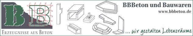 Beton und Bauwaren